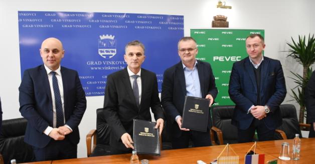Otvaranje novog prodajnog centra u Vukovaru