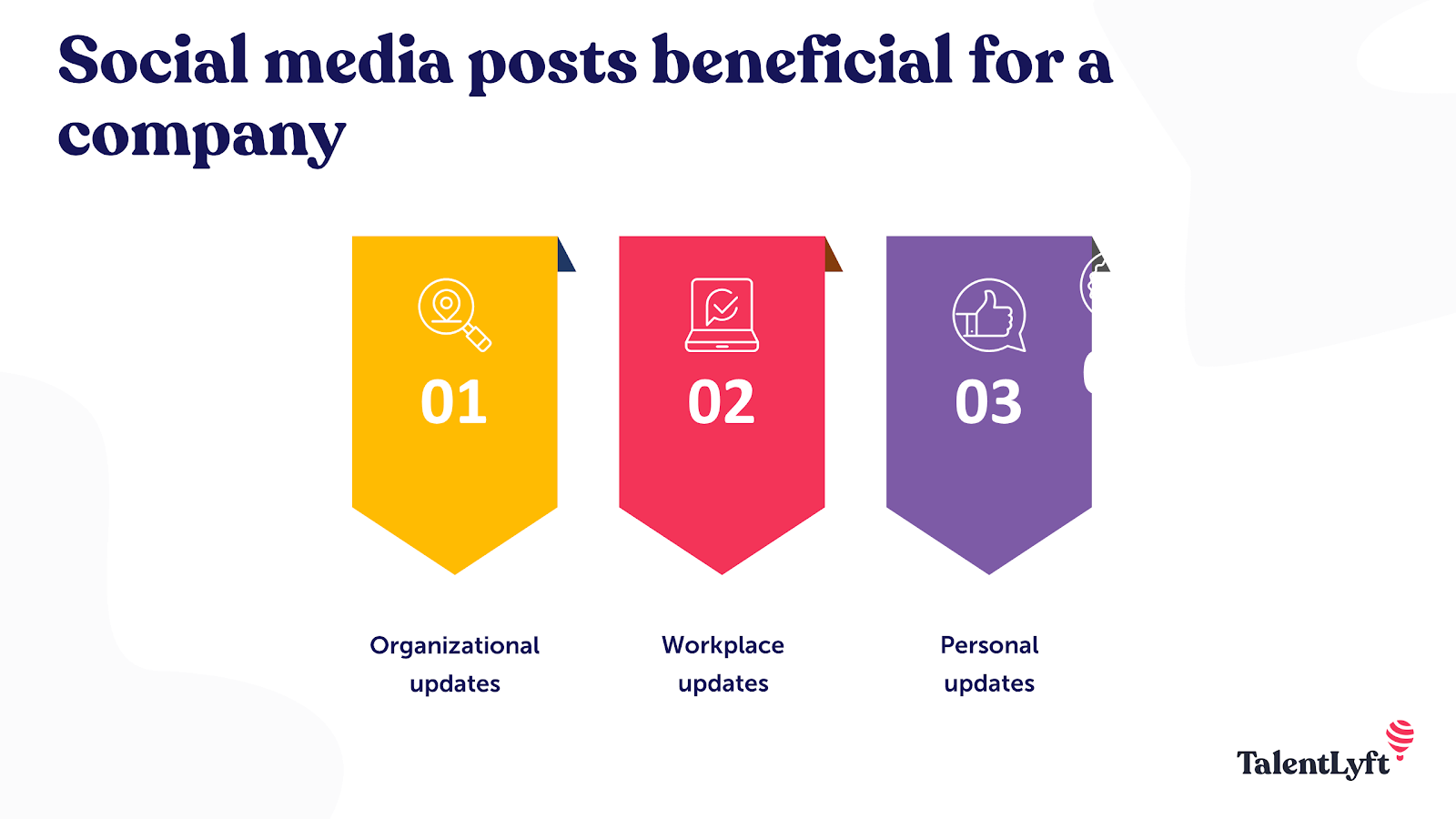 Social media posts by employees: What to post?