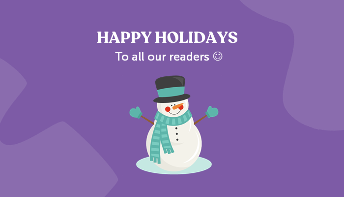 Happy holidays from TalentLyft! :)