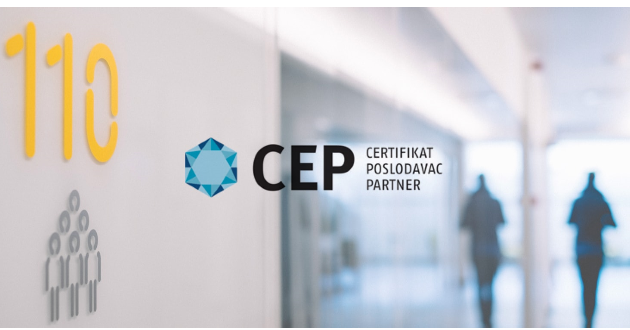 Certifikat Poslodavac Partner