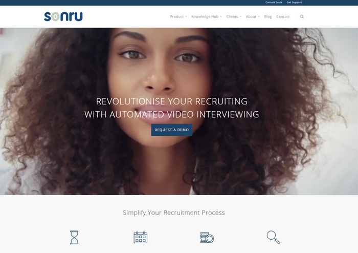 Best-Recruitment-Tools- 2019-Video-interviewing-software-Sonru