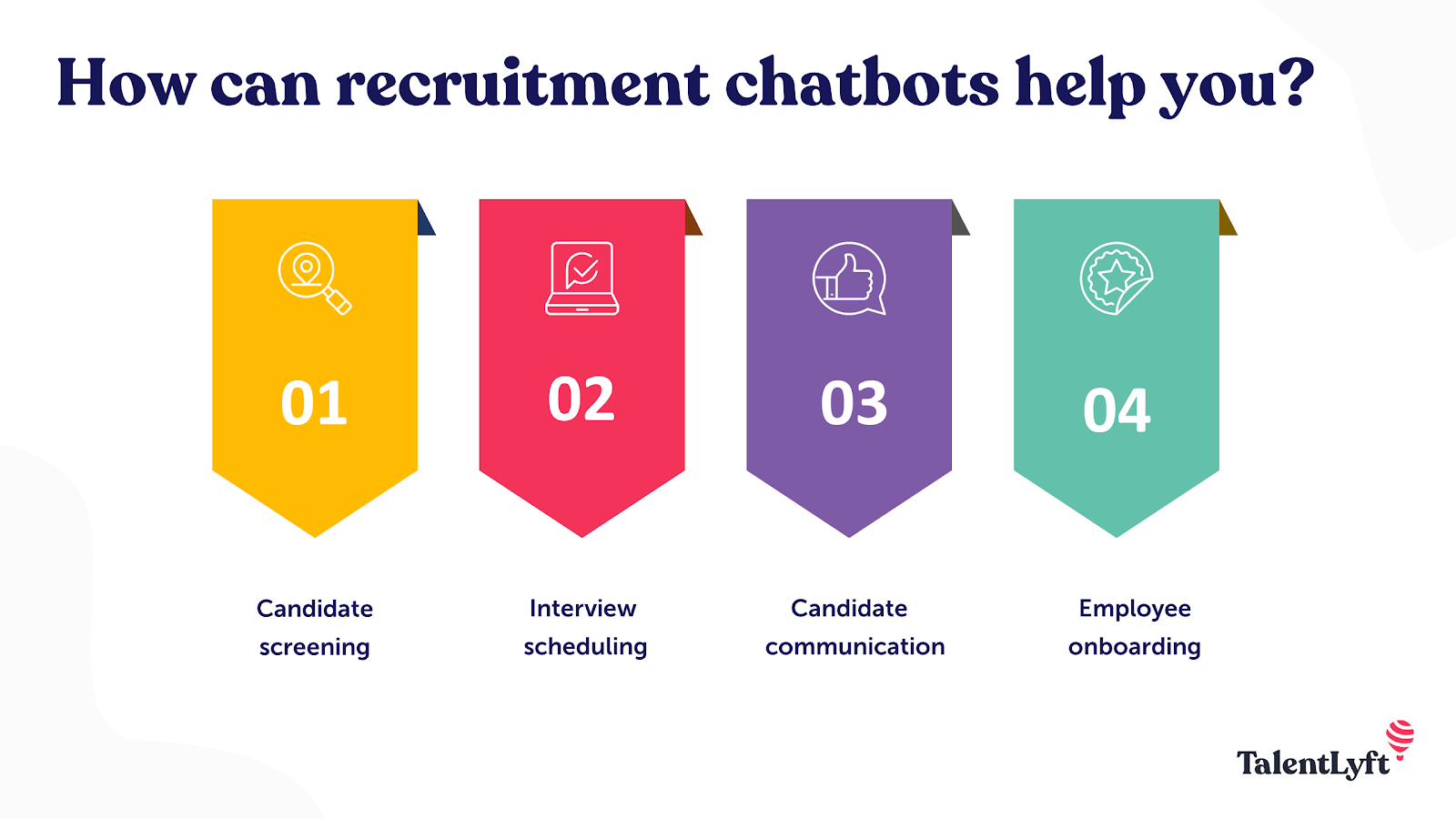 Recruitment chatbots
