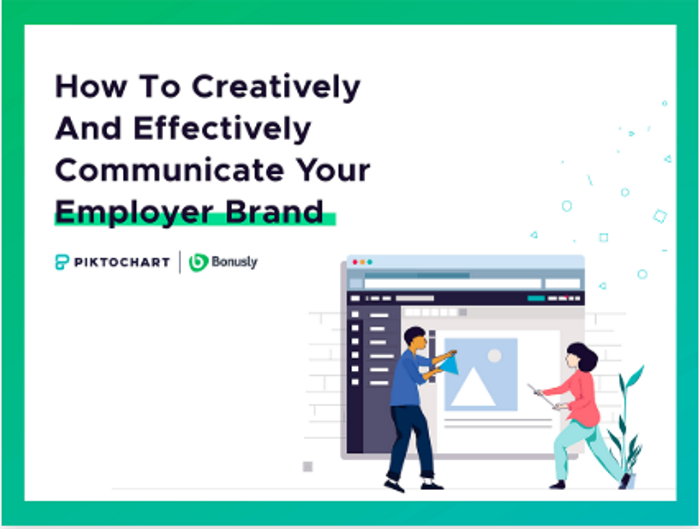 Best-HR-eBooks-September-How-To-Creatively-Communicate-Your-Employer-Brand-Piktochart