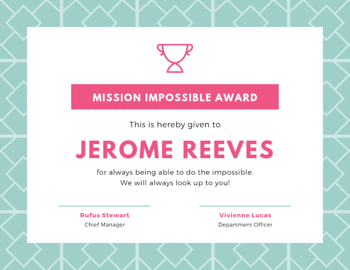 20 ideas for funny employee awards