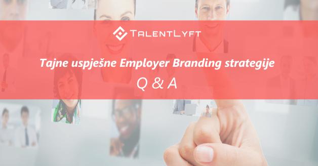 Employer Branding webinar- Pitanja i odgovori