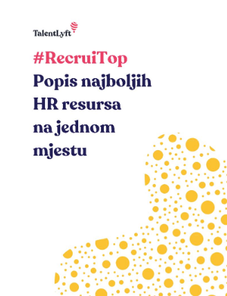 #RecruiTop - Popis najboljih HR resursa na jednom mjestu