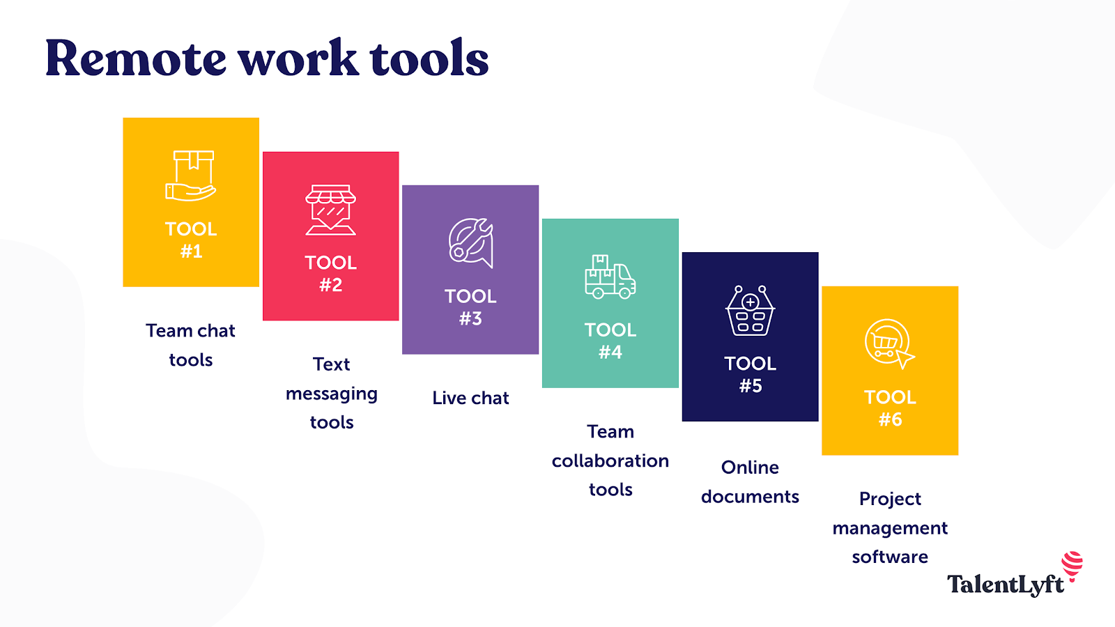Top remote work tools
