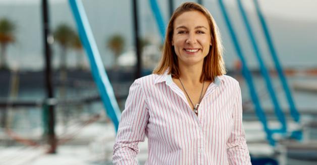Mia Prekajski - Sailing Squadron Coordinator