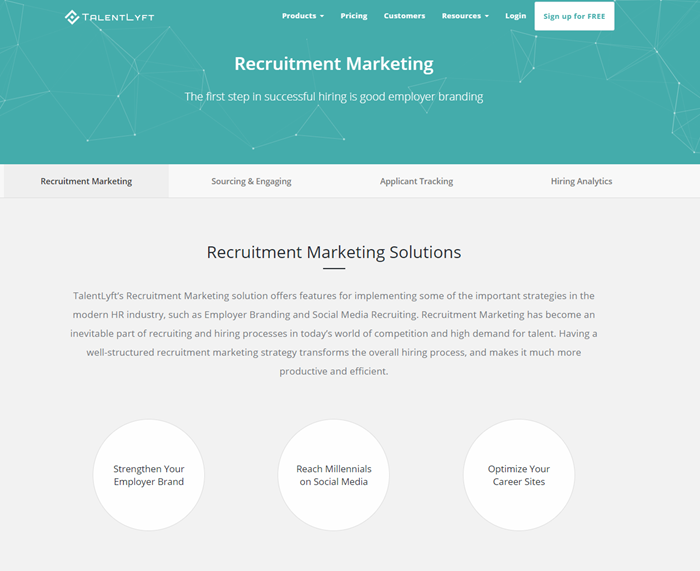 Recruitment-marketing-software-TalentLyft