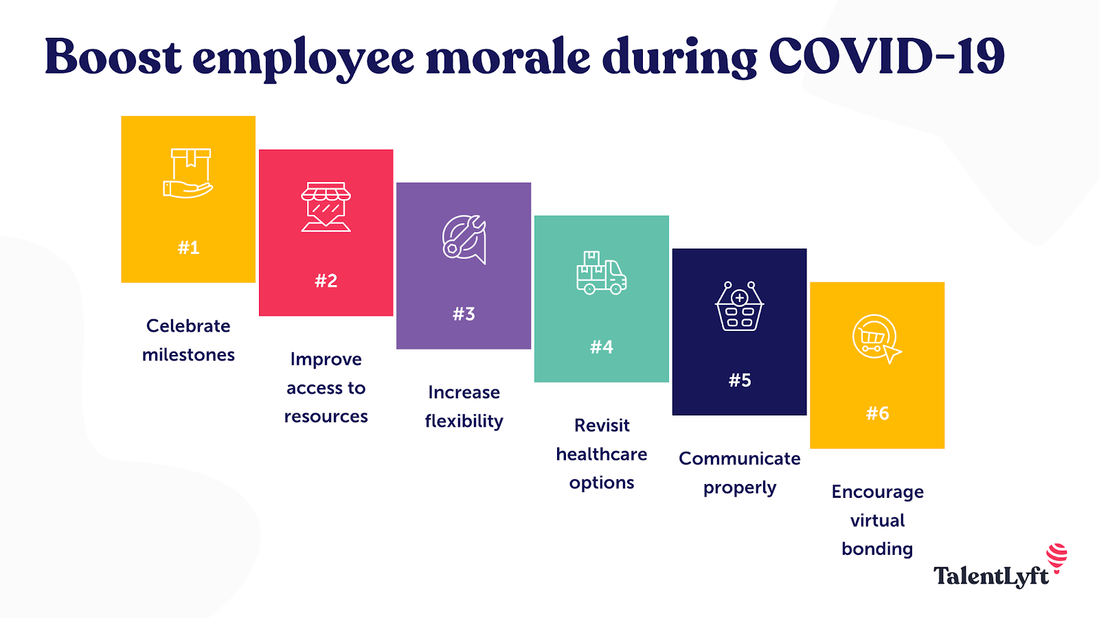 6 Ways To Boost Employee Morale During Covid 19