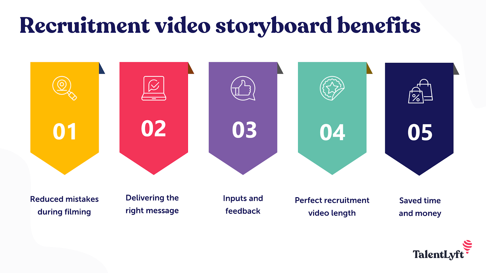 Why do you need to create a recruitment video storyboard