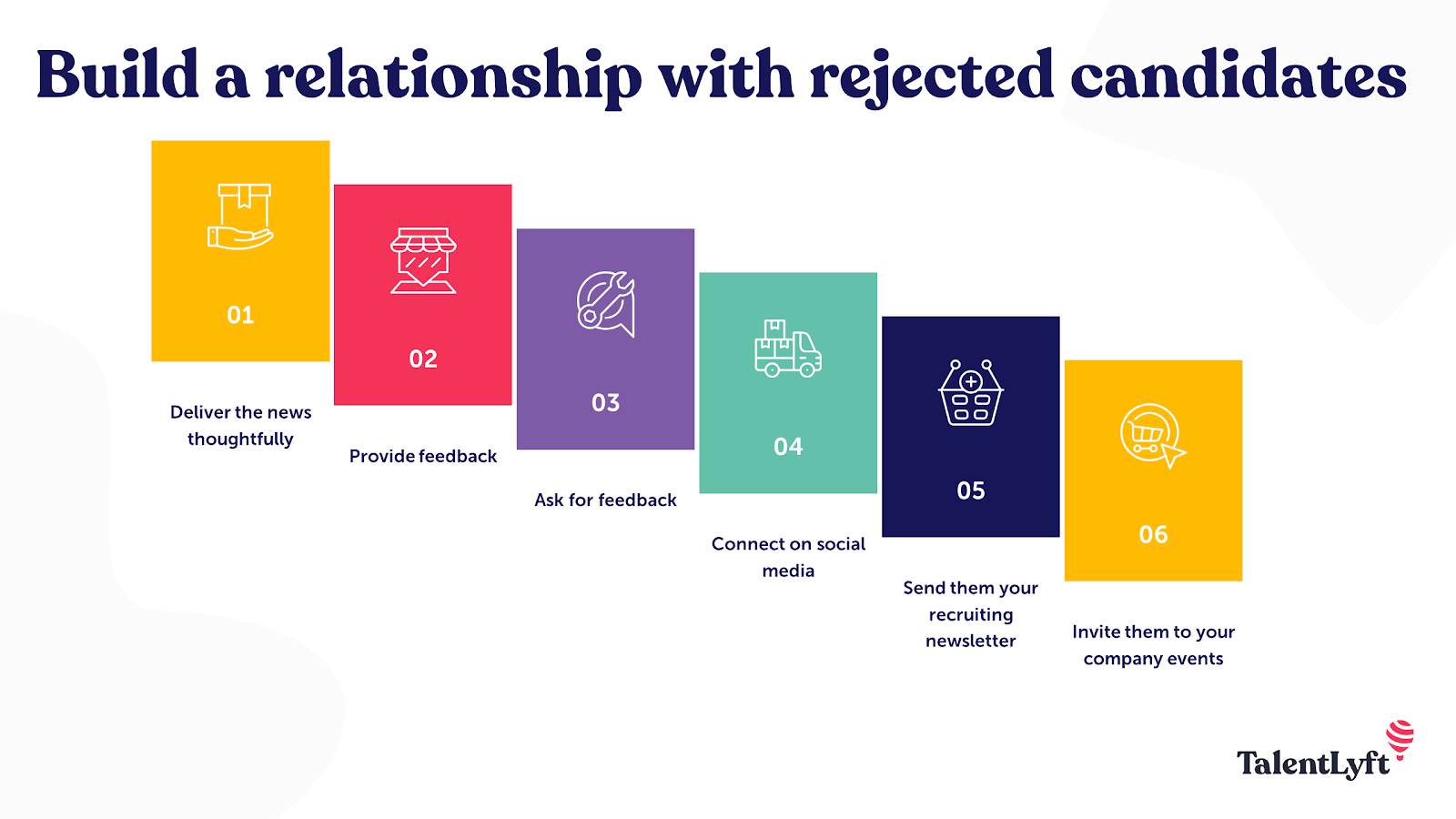 turn rejected candidates into employer brand ambassadors