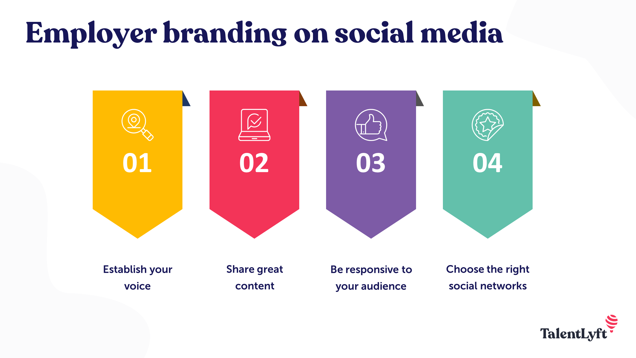 Employer branding on social media