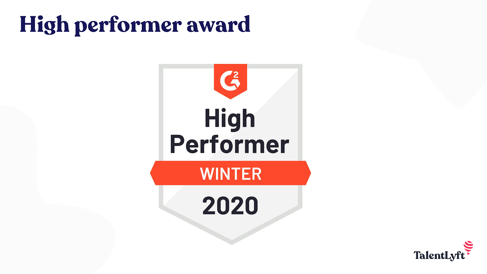 TalentLyft awards