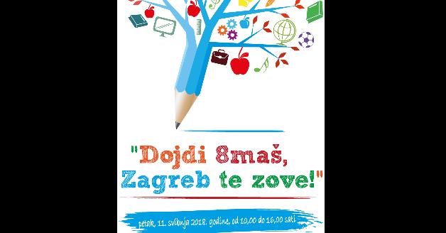 GPZ na manifestaciji 'Dojdi osmaš, Zagreb te zove'