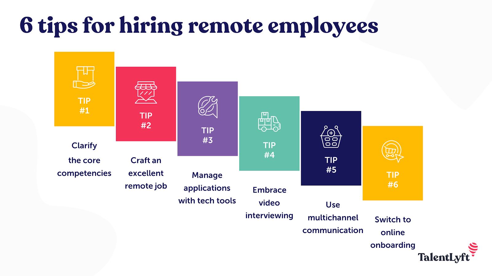 Remote hiring tips