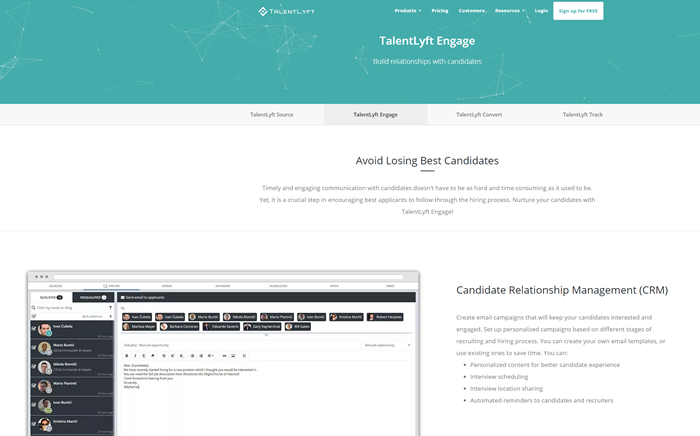 Candidate-relationship-management-software-TalentLyft