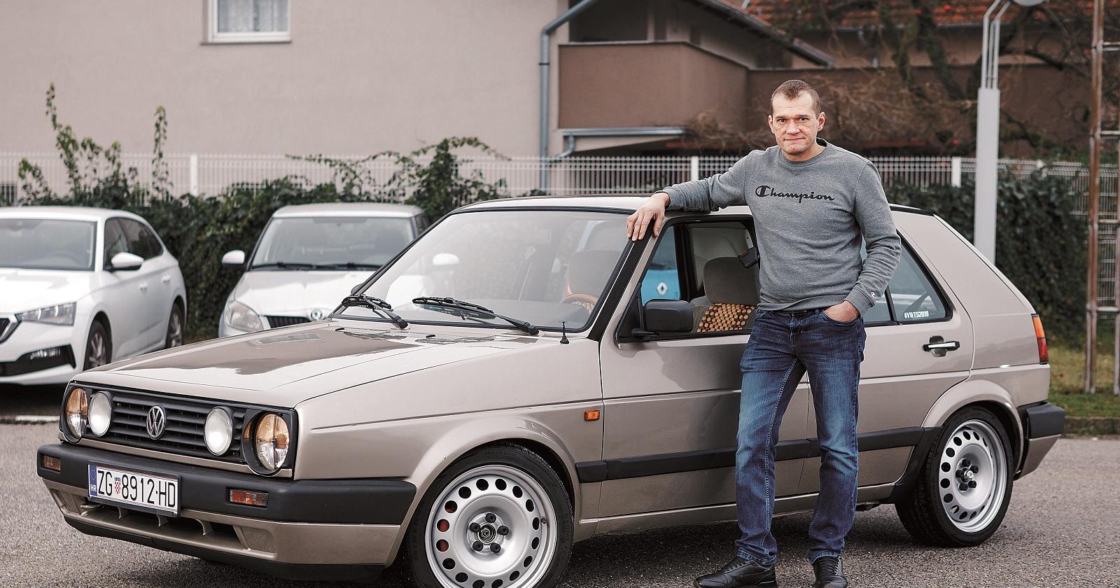 HRVOJE PACLIK: Posao sam dobio preko brzojava, a danas popravljam najjače Audi modele!