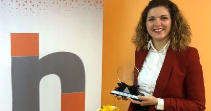 Ана Костовска - прогласена за HR Менаџер на годината 2019