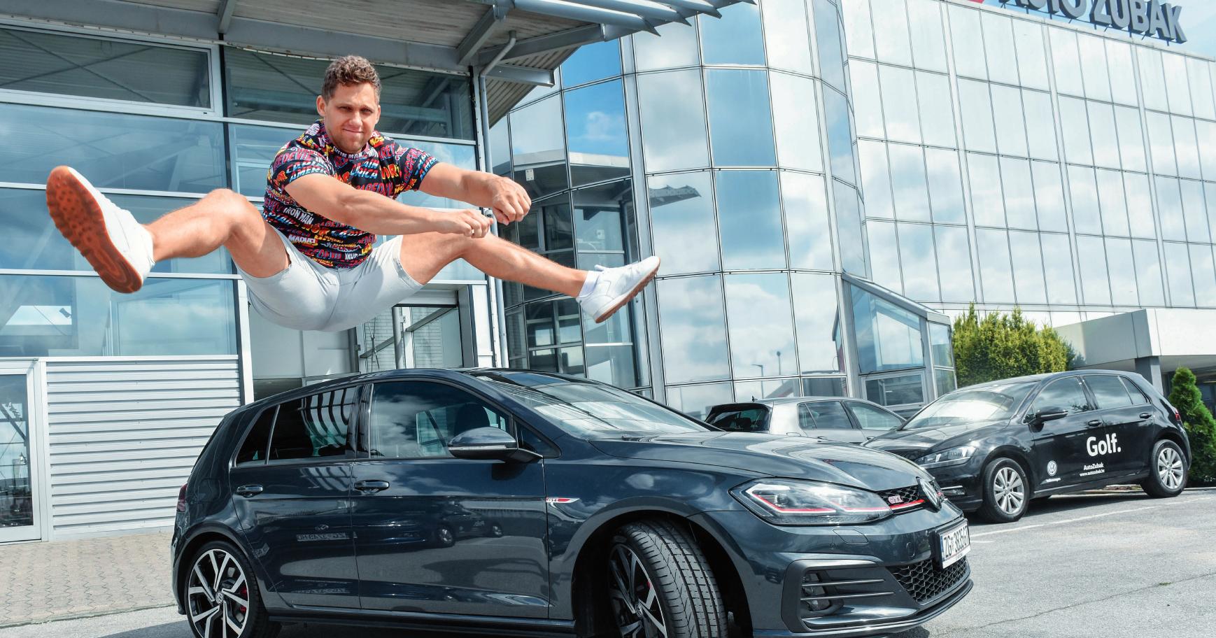 Ispunjena želja: vikend vožnja u Golfu GTI