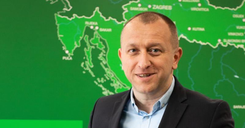 Krešimir Bubalo novi predsjednik Uprave tvrtke Pevex