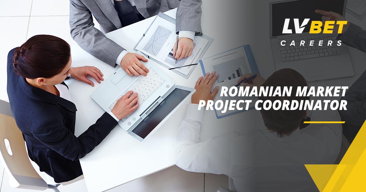 Romanian Market Project Coordinator