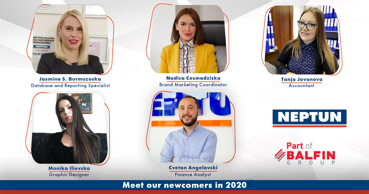 Meet our Newcomers in 2020