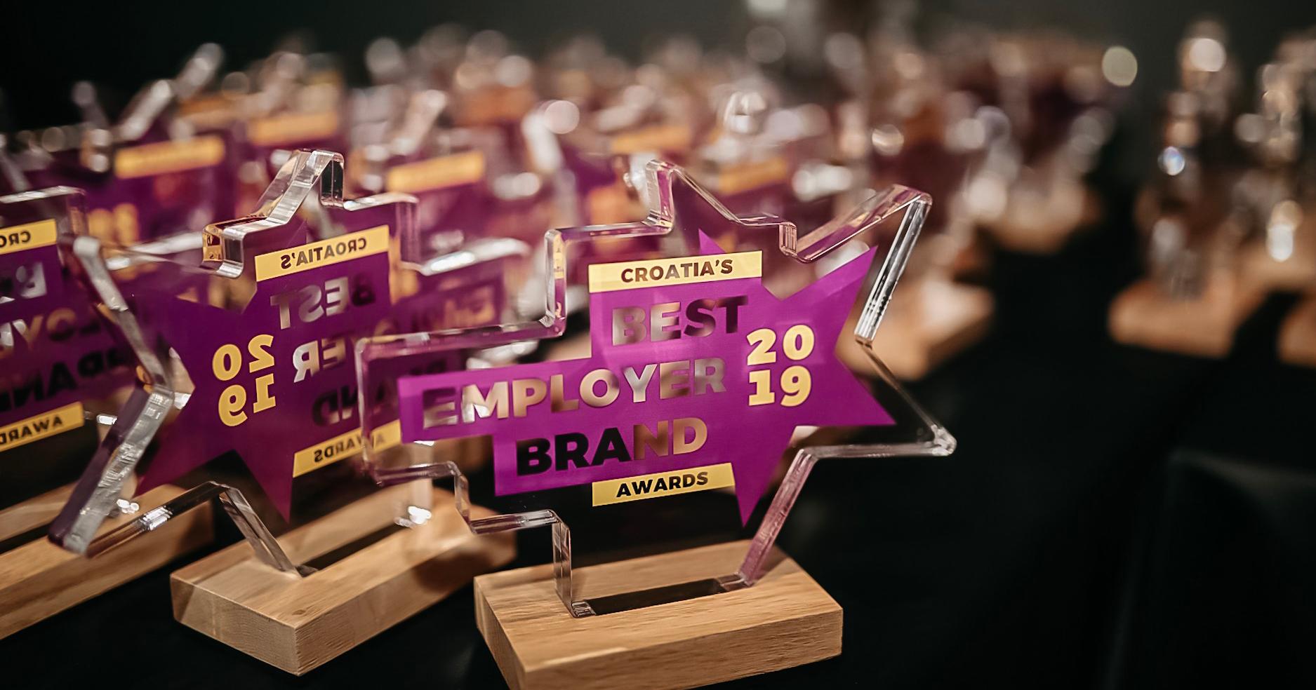 Croatia's Best Employer Brand Awards
